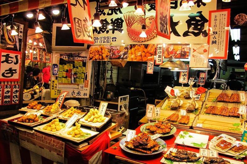 Ẩm thực Osaka