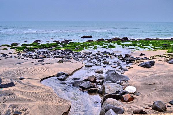 Vịnh Cát Trắng (Baishawan)