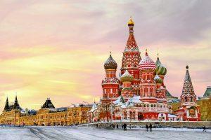 Đi du lịch nước Nga để có cơ hội ngắm kiệt tác cung điện Kremlin