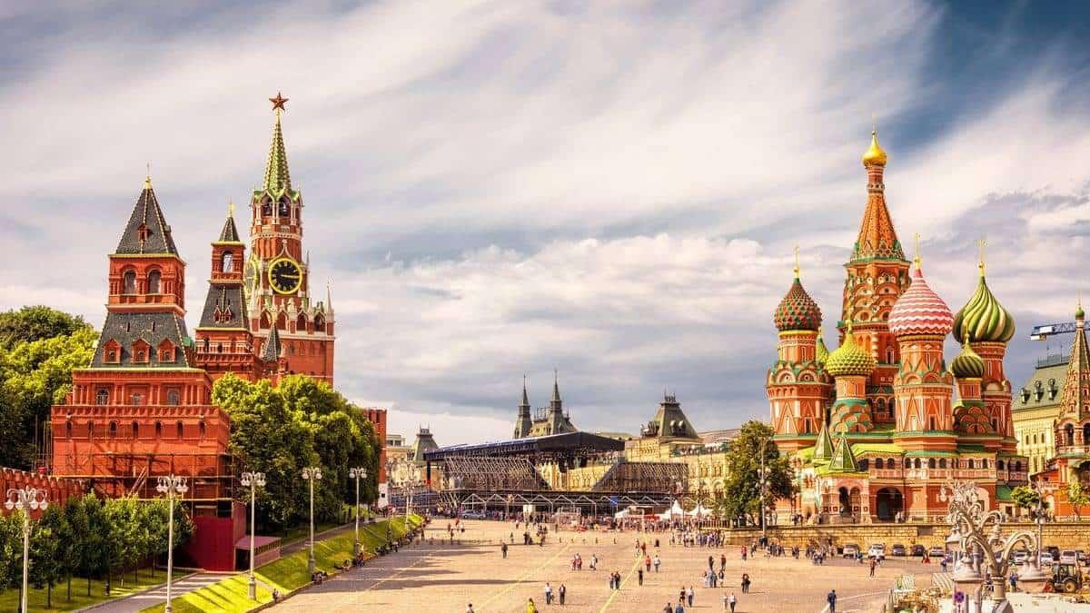 kiệt tác cung điện Kremlin