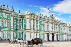 Những điều bạn chưa biết về cung điện Mùa Đông nước Nga