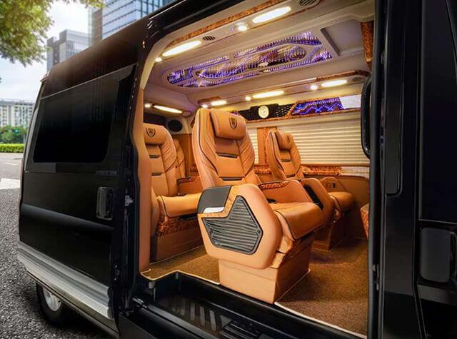 Du lịch Sapa từ Tp.HCM bạn cũng nên tham khảo cả xe Limousine