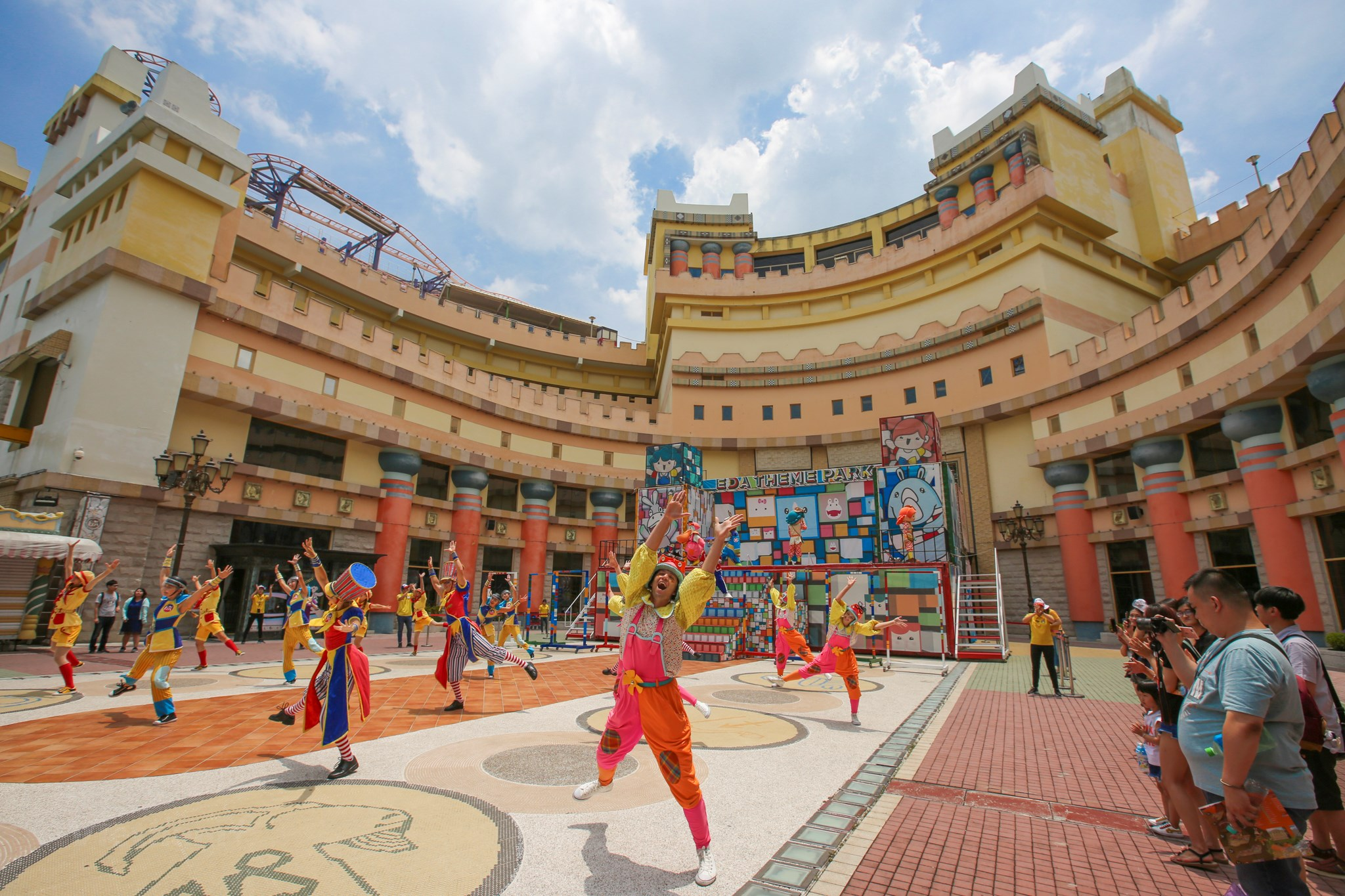 Công viên EDA World Theme