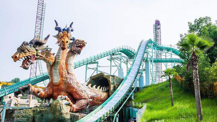 Công viên EDa World Theme Park, Đài Loan