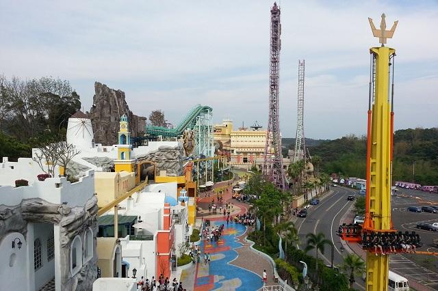 công viên World Theme Park