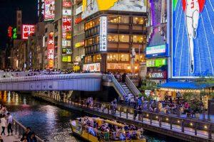 Những địa điểm không thể bỏ qua khi đi du lịch Osaka, Nhật Bản