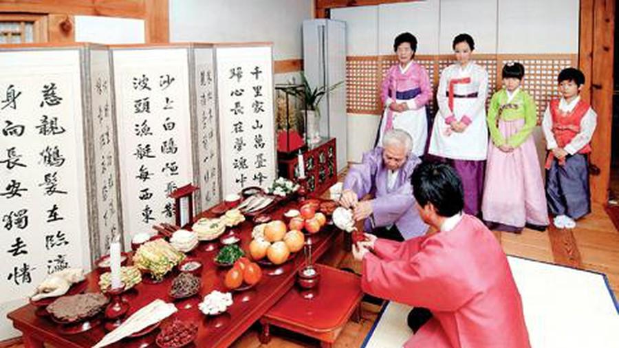 Lễ hội Chuseok Hàn Quốc