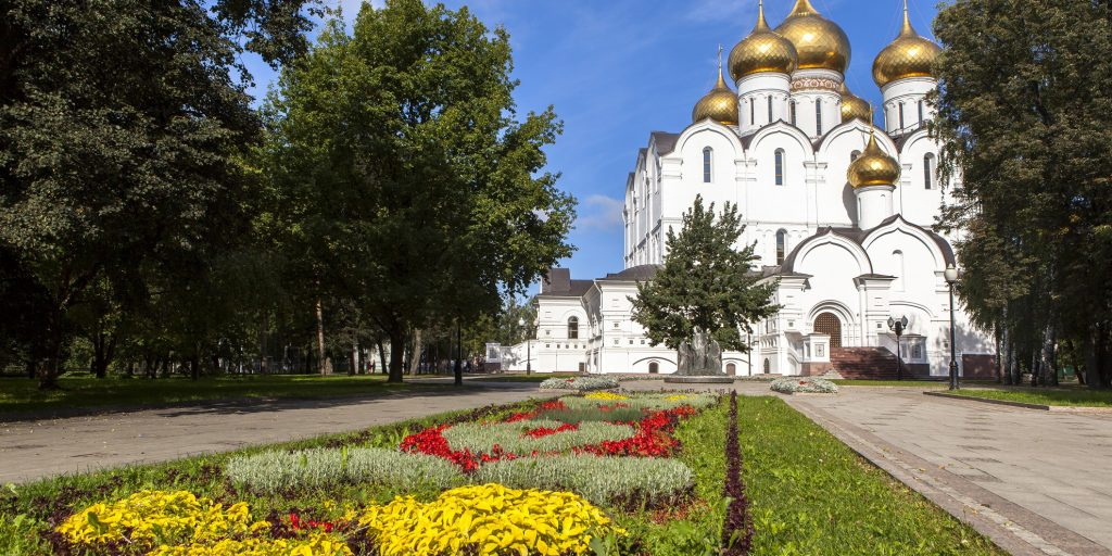 Vẻ đẹp nước Nga vào mùa xuân