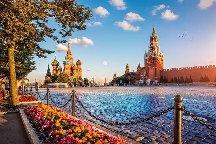 Mùa xuân nước Nga