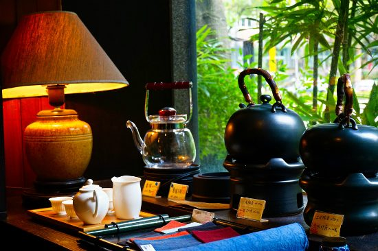 Phòng trà Wisteria