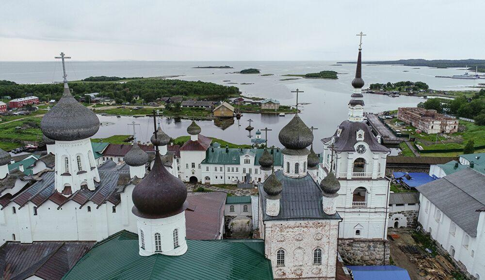 Quần đảo Solovki