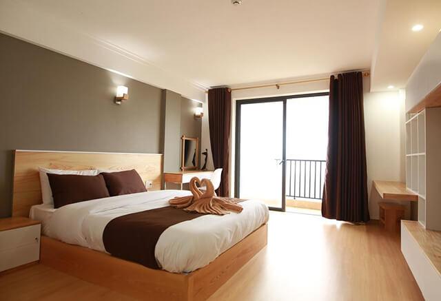 Khách sạn tiêu chuẩn trong combo du lịch Sapa 3 ngày 2 đêm giá rẻ