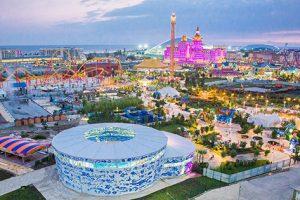 Sochi – Thành phố bên bờ biển nổi tiếng ở nước Nga