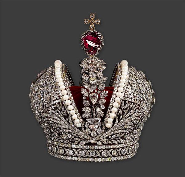 Vương miện của Đế quốc Nga