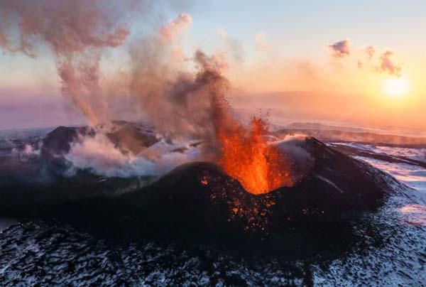 Phú Sĩ - Núi lửa ngừng phun trào