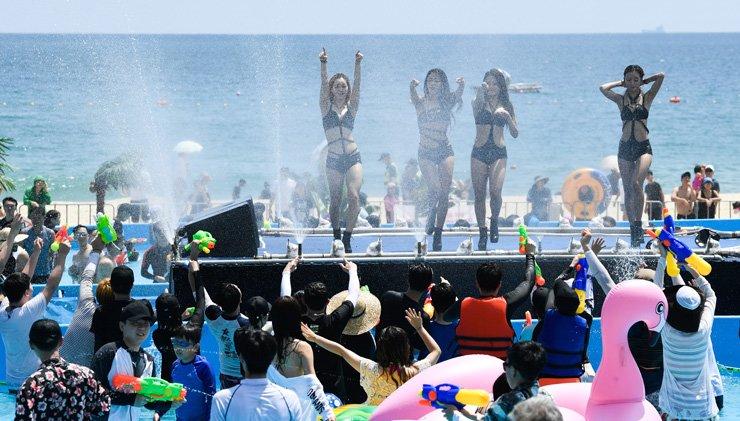 Festival biển Busan