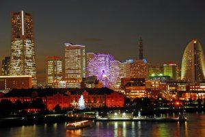 Khái quát về du lịch thành phố cảng Yokohama, Nhật Bản