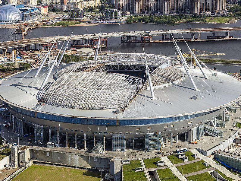 sân vận động Saint Peterburg
