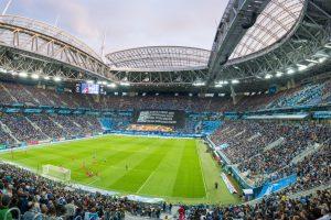 Những sân bóng đẹp nhất nước Nga mà bạn chưa biết?