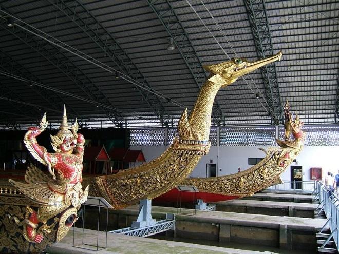 bảo tàng thuyền rồng