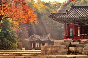 Những địa điểm đẹp nhất để ngắm mùa lá đỏ, Hàn Quốc