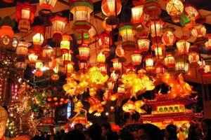 Tìm hiểu về lễ hội đèn lồng trước khi đi tour du lịch Đài Loan