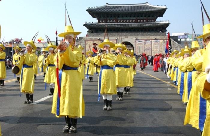 Lễ hội văn hóa Hwaseong