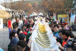 Những lễ hội không thể bỏ qua khi đi du lịch Hàn Quốc vào tháng 10!