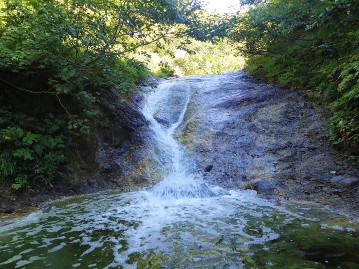 Thác nước nóng Kamuiwakka