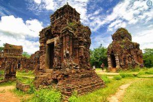 Đừng quên ghé thăm khu du lịch Thánh Địa Mỹ Sơn khi đi tour Đà Nẵng?
