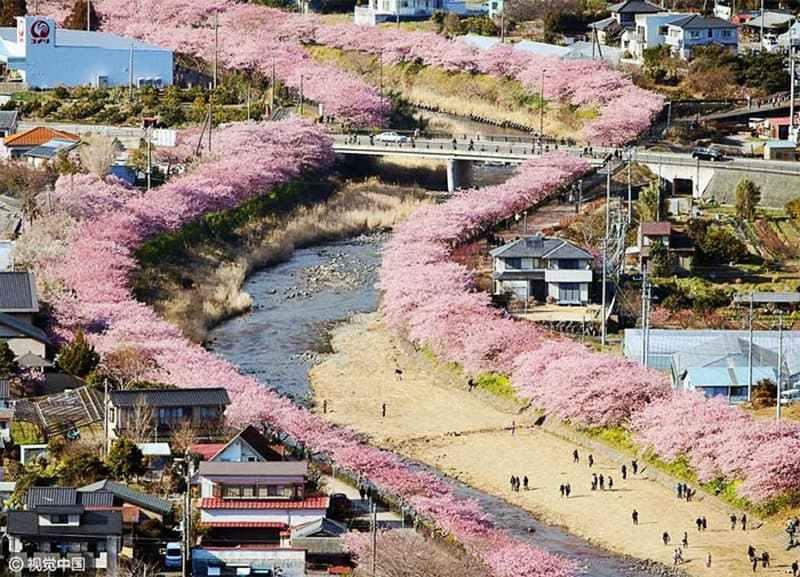 Thị trấn Kawazu