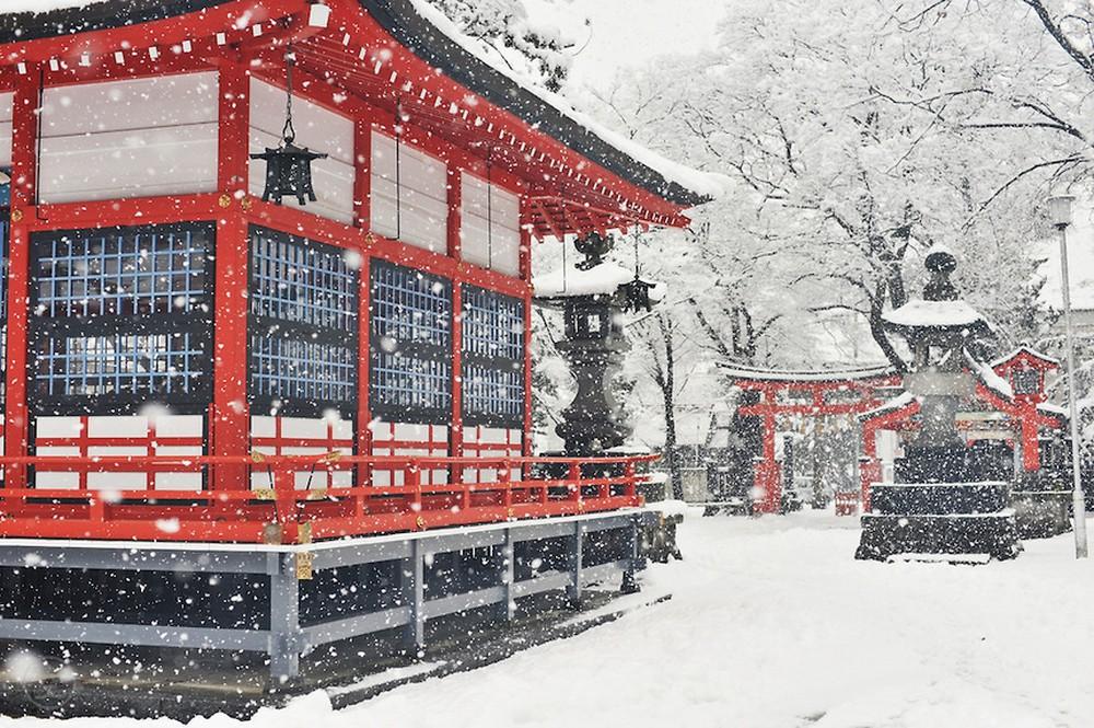Mùa Đông Nhật Bản
