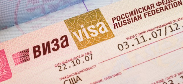 Visa đi du lịch Nga