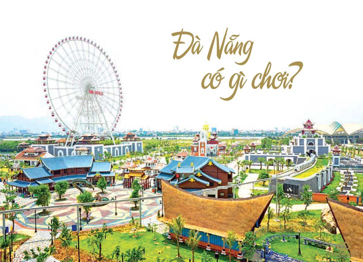 Công Viên Châu Á (Asia Park) Đà Nẵng