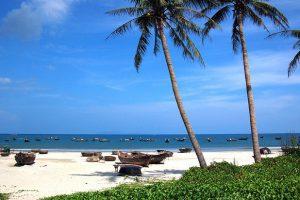 Top 5 những bãi biển đẹp nhất ở Đà Nẵng