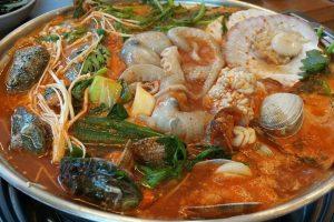 Những món ăn ngon bạn nên thử khi đi du lịch tại Busan Hàn Quốc?