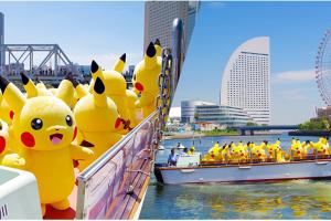 Du lịch Yokohama Nhật Bản theo từng tháng trong năm có gì thú vị?