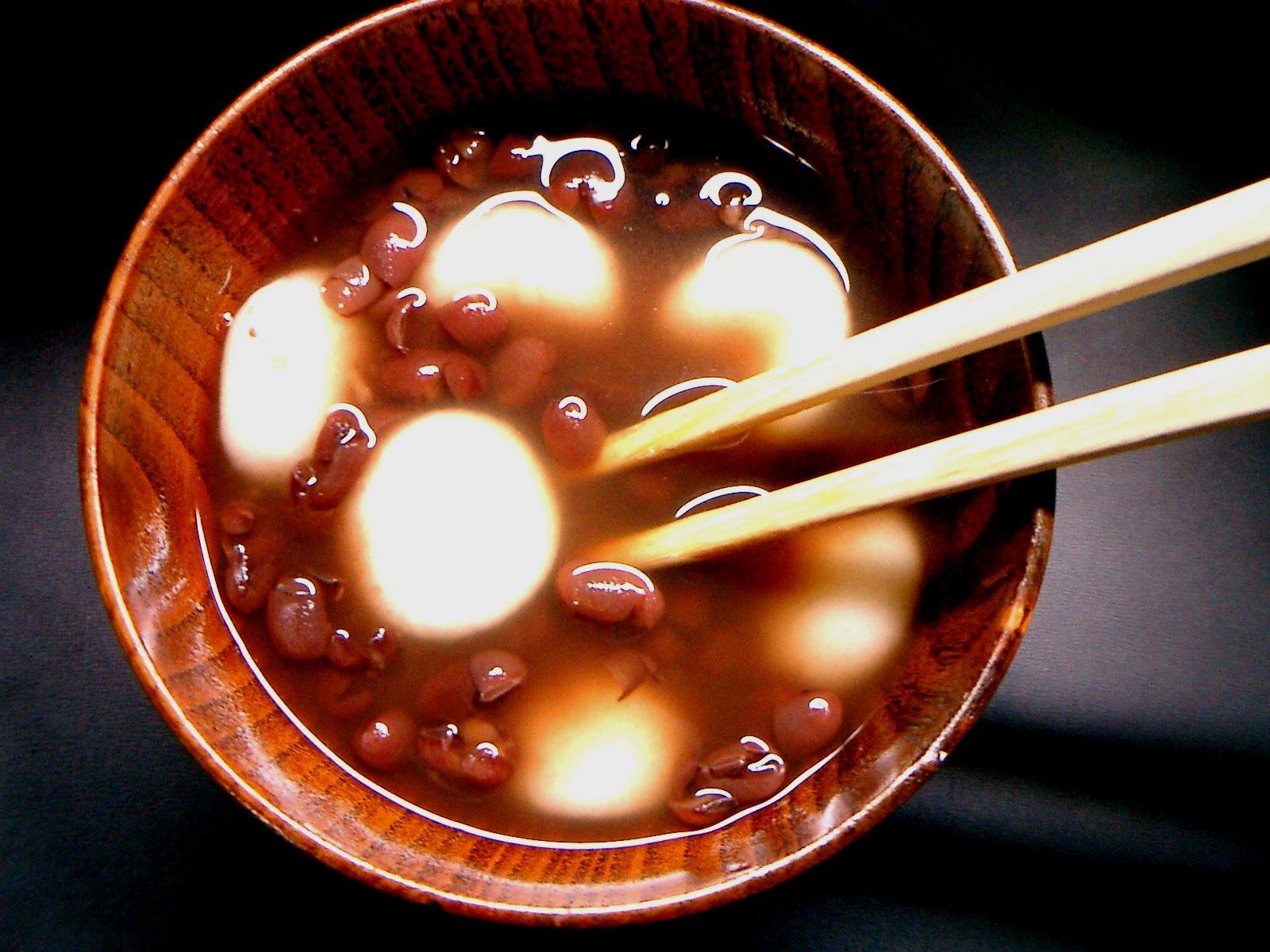 Zenzai kiểu Okinawa