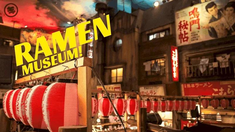 Bảo tàng Ramen