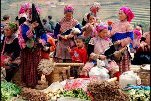 Du lịch Sapa nổi tiếng với những khu chợ vùng cao nào?