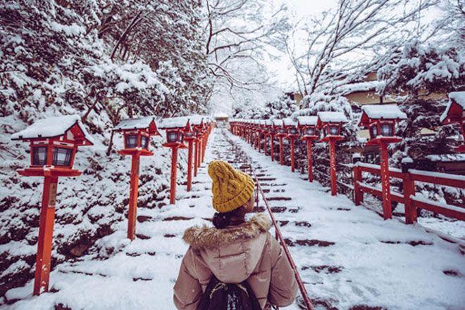 khí hậu tại Hàn Quốc trong tháng 1
