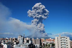 Tìm hiểu về những ngọn núi lửa nguy hiểm nhất Nhật Bản