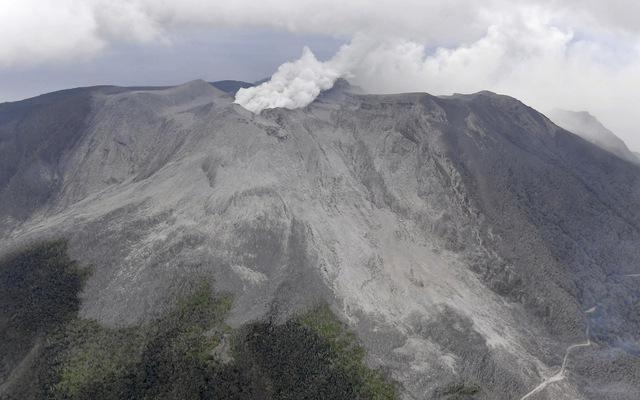 Núi lửa Asama Nhật Bản