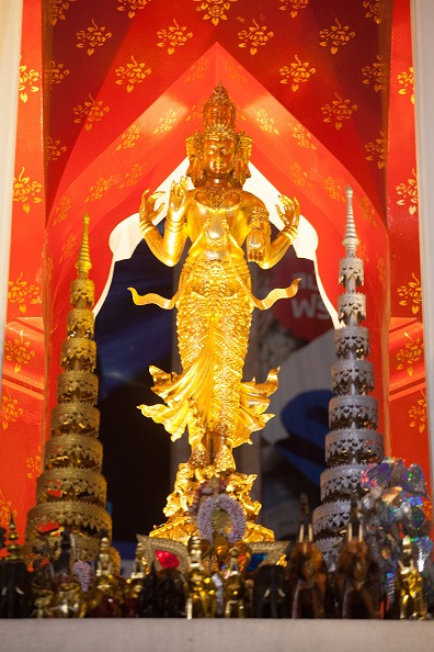 Du lịch Thailand cầu tình duyên
