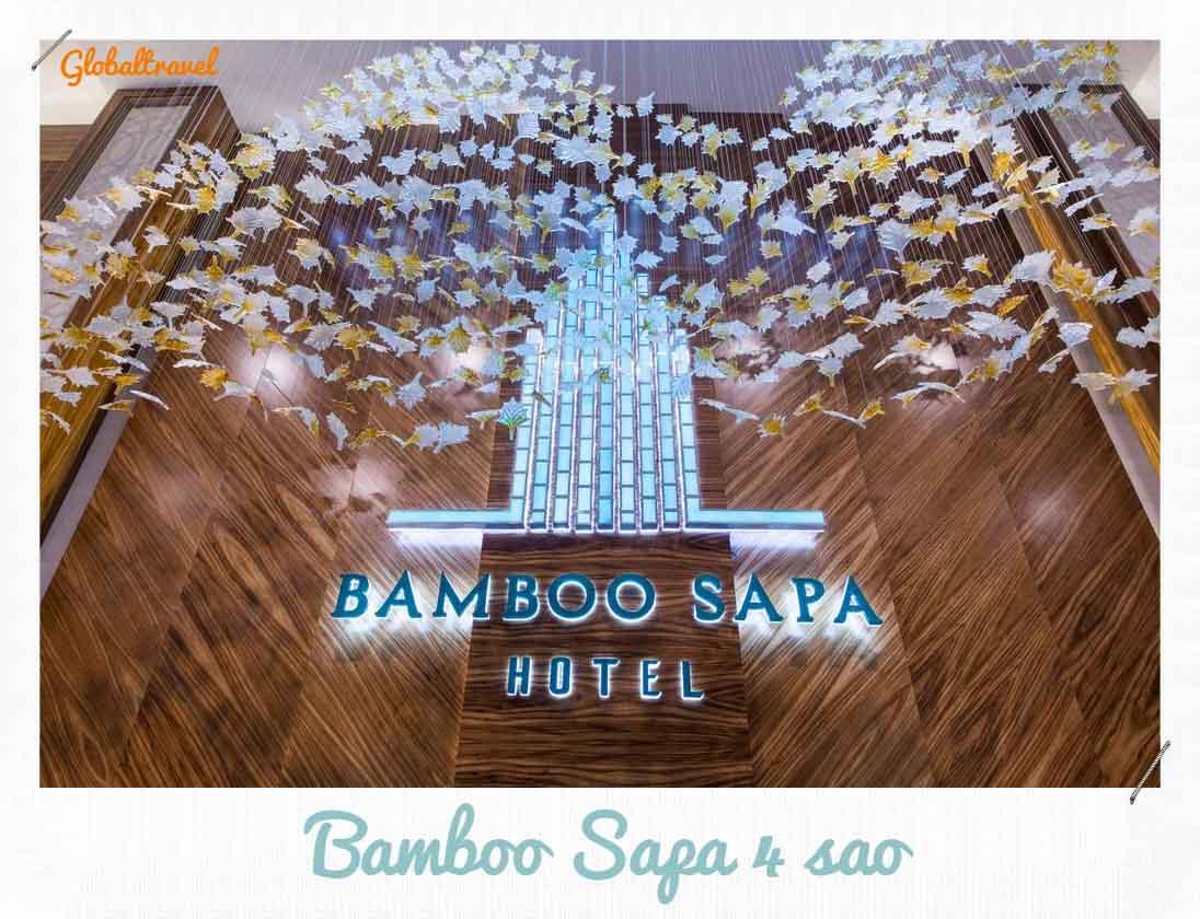 Khách sạn Bamboo Sapa 4 sao