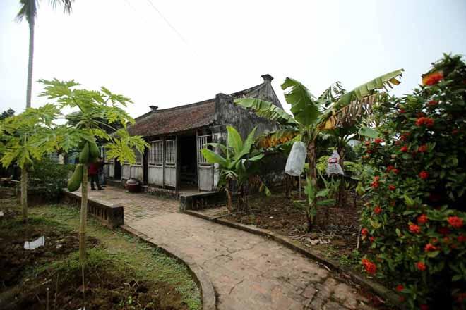 Nhà Bá Kiến Hà Nam