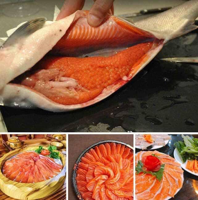 Cá hồi Sapa giàu chất dinh dưỡng