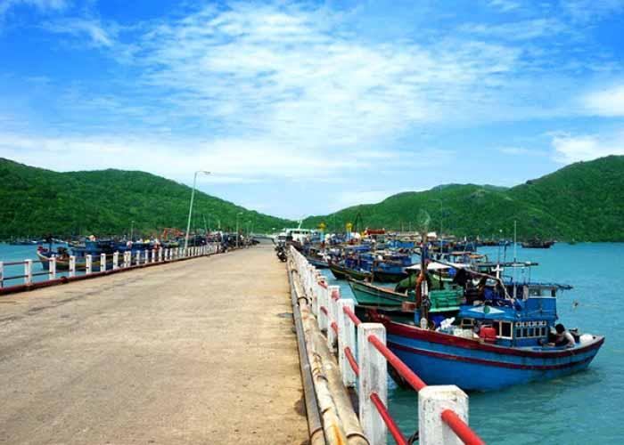 Cảng Bến Đầm Côn Đảo