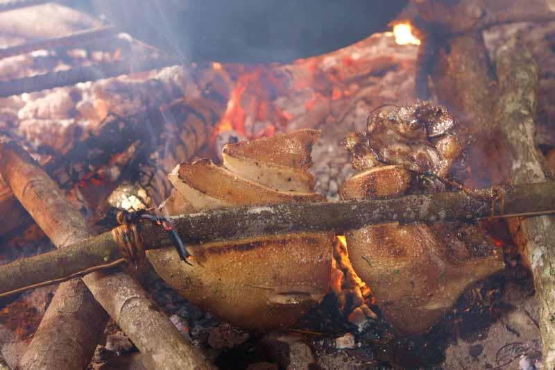 Thịt nướng Sapa