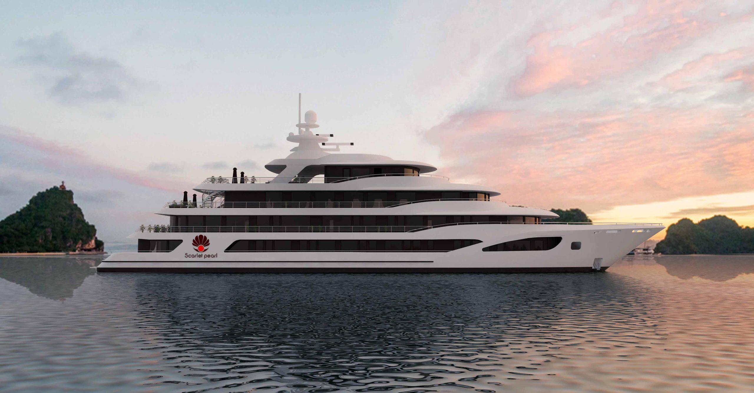 Du thuyền Hạ Long 2N1Đ - Scarlet Pearl 5 sao
